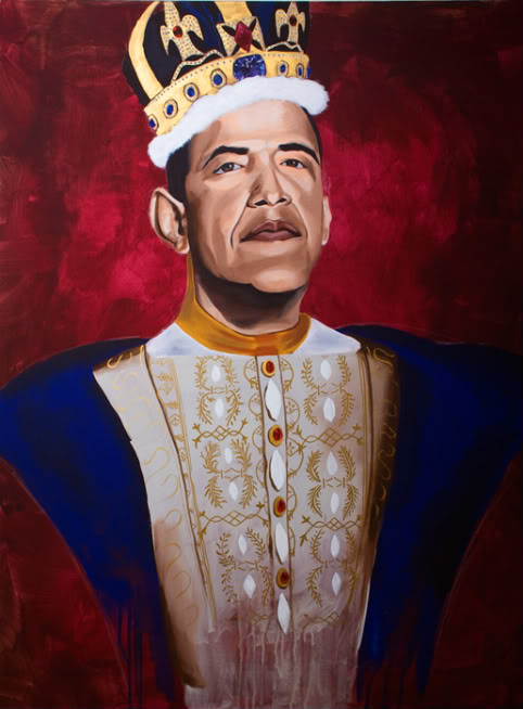 King Obama 